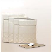 """맥북 11.6 """"12""""13.3 """"15.4""""보편적 가방 하나 어깨 노트북 가방 서류 가방 파일 패키지 레저 가방"""