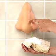 vicces nagy orra alakú tusfürdő adagoló