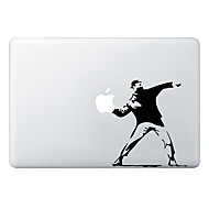 "kulstötning kanna Apple Mac dekal omslag Vinylsticker för 11 ""13"" 15 ""MacBook Air pro"