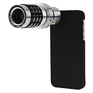 Metaal Lens met lange brandpuntafstand 10X en groter 33*x99 3 70 Lens met hoes iPhone 5