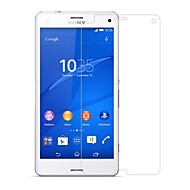 high definition screen protector voor de sony xpeira z3 mini / Z3 compact m55w