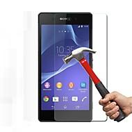 yocy®0.3mm hoikka karkaistua lasia näytönsuoja Sony z3