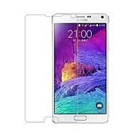 Samsung Galaxy Note 4 - Robbanásbiztos edzett üveg - Képernyővédő fólia