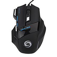 pelihiiri 5500 dpi 7 painikkeet johti optinen USB langallinen pelihiiri hiiriä Pro Gamer