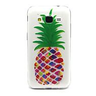 Mert Samsung Galaxy tok Minta Case Hátlap Case Gyümölcs TPU Samsung Core
