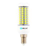 6W E14 LED-maïslampen T 99 SMD 5730 550 lm Warm wit Koel wit AC 220-240 V 1 stuks