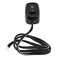 jtron Automobil einfachen Schalter / doppelseitig klebende / dicke Linien - schwarz