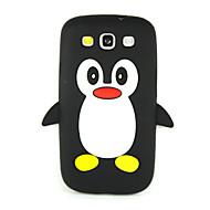 Mert Samsung Galaxy S7 Edge Ütésálló Case Hátlap Case 3D rajz Puha Szilikon Samsung S7 edge / S7 / S6 / S5 / S4 Mini / S4 / S3 Mini / S3