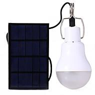Festoen Draagbare verlichting ST64 12 Geïntegreerde LED 250-400 lm Natuurlijk wit Oplaadbaar Decoratief Batterij V 1 stuks