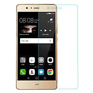 Hærdet Glas 9H hårdhed 2.5D bøjet kant Skærmbeskyttelse Ridsnings-Sikker Anti-fingeraftrykScreen Protector ForHuaweiHuawei P9 Huawei P9