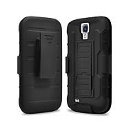 riemclip + holster staan 3 in 1 heavy duty toekomst armor case voor Samsung Galaxy S3 / S4 / S5 / S6 / S6 edge / s6 edge + / S7