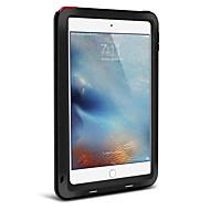 Mert Víz / Dirt / ütésálló Case Teljes védelem Case Egyszínű Kemény Fém Apple iPad Mini 4