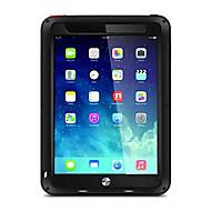Mert Víz / Dirt / ütésálló Case Teljes védelem Case Egyszínű Kemény Fém Apple iPad 4/3/2
