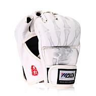 Γάντια του μποξ Γάντια προπόνησης μποξ για Τάε Κβον Ντο Πυγμαχία Πολεμική Τέχνη Χωρίς Δάχτυλα Ανθεκτικό στη φθορά Αντικραδασμική Υψηλή
