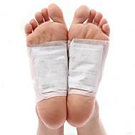 Láb Kézi Csökkenti az általános fáradtságérzetet Csökkenti a lábfájdalmat Tisztítás Méregtelenítés Hordozható Vegyes