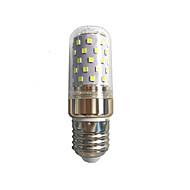 10w e14 / e27 doprowadziły światła kukurydziane t smd 2835 1000 lm ciepły biały / biały ac85-265 v 1 szt