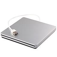 휴대용 usb 3.0 외부 dvd rw 드라이브 버너 작가 레코더 맥북 노트북 노트북