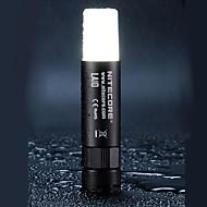 LA10 LED Lommelygter LED 135 Lumens 3 Modus Cree Mini Oppladbar 360° rotasjon Kompaktstørrelse Mulighet for demping til