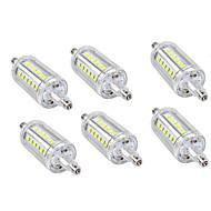 5W LED-maïslampen 36 SMD 2835 150 lm Warm wit Koel wit AC 220-240 110-120 V