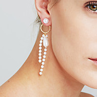 Γυναικεία Σκουλαρίκια Σετ Απομίμηση ΜαργαριτάριΕξατομικευόμενο Euramerican ταινία Κοσμήματα κοσμήματα πολυτελείας Κοσμήματα με στυλ Sexy