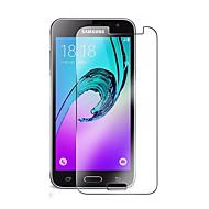 Edzett üveg Képernyővédő fólia mert Samsung Galaxy J3 (2016) Kijelzővédő fólia High Definition (HD) 9H erősség 2.5D gömbölyített szélek