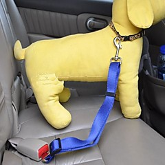 Koiran turvavaljaat autoon / Koiran turvavaljaat Säädettävä/Sisäänvedettävä Turvallisuus Yhtenäinen Nylon