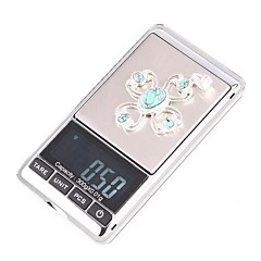 New 300g x 0,01 g Mini Digital Ékszer Pocket Gram Scale