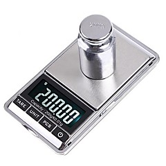 200g * 0.01g Mini Digital Ékszer Pocket Scale Gram Oz Ct
