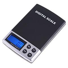 500g x 0.1g Digitális Mérjünk Balance Ékszer Pocket Scale