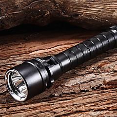 Duikverlichting LED 3600 Lumens 1 Modus Cree XM-L2 U2 18650 Oplaadbaar Waterbestendig Multifunctioneel