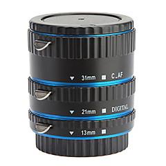 Canon için Makro Otomatik Uzatma Tüpü 3-Adet