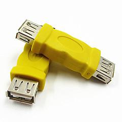 0.1m 0.328ft USB2.0 USB2.0 kobiet do kobiet kabel usb
