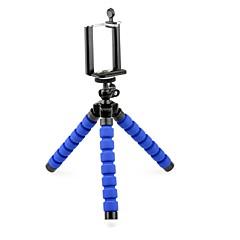 """mini könnyű állvány es100l 1/4 """"csavar fejét, telefon klip digitális fényképezőgép / mobiltelefon / mobiltelefon"""