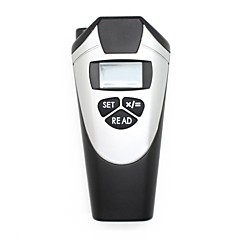 el lcd dijital ultrasonik lazer mesafe ölçer (0.5 ~ 18m + / - 1 cm)