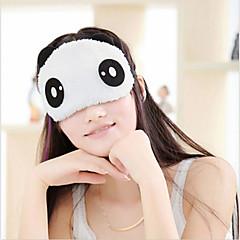 aranyos panda arc szem utazási alvás fényszigetelt maszk