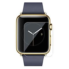 ultrar tynde og lette vægt gennemsigtigt hærdet glas til 42mm æble ur