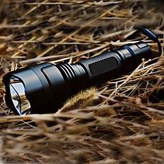 LED-Zaklampen Handzaklampen LED 200 Lumens 5 Modus Cree XR-E Q5 18650 Oplaadbaar Tactisch Kamperen/wandelen/grotten verkennen