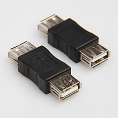 USB 2.0 τύπου Α στο θηλυκό καλώδιο καλώδιο προσαρμογέα ζεύκτη υποδοχή μετατροπέα changer αραίωσης σύνδεσμος