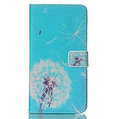 Na Samsung Galaxy Note Portfel / Etui na karty / Z podpórką / Flip Kılıf Futerał Kılıf Dmuchawiec Skóra PU Samsung Note 4 / Note 3