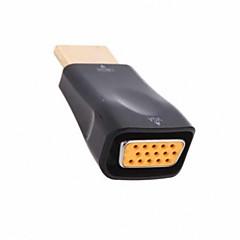 vga kadın video dönüştürücü adaptör cwxuan ™ yüksek hızlı HDMI v1.4 erkek