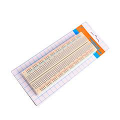 Arduino Ahududu pi için 830 puan kaynaksız breadboard