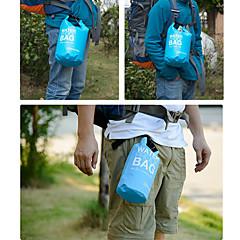 Naturehike 2 L Vízálló Dry Bag Vízálló erszény Vízálló Párásodás gátló mert Mászás Tengerpart Kempingezés és túrázás
