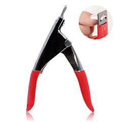 매니큐어 도구 유형 U 손톱 가위는 세 가지 형태의 상처를 잘라