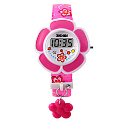Παιδικά Μοδάτο Ρολόι Βραχιόλι Ρολόι Ψηφιακό LED PU Μπάντα Ροζ Μωβ Βυσσινί Ροζ