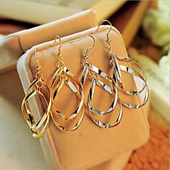 Dames Druppel oorbellen Opvallende sieraden PERSGepersonaliseerd Europees Kostuum juwelen Legering Sieraden Sieraden Voor Feest Dagelijks
