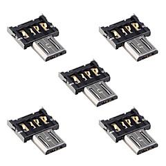 cy® موصل USB مصغر وتغ (محفظة 5pcs)