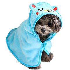 Γάτα Σκύλος Πετσέτα Καθαρισμός Μπανιέρες Moale Cute Λευκό Καφέ Μπλε Ροζ