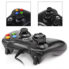 # - X3-PC001BW - USB - Καλώδια και Τροφοδοτικά - Xbox 360 / PC - Xbox 360 / PC - Χειριστήριου Παιχνιδιού από Μέταλλο / ABS