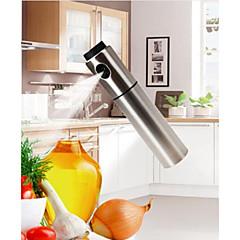 rozsdamentes acél olíva olaj mister permetező pumpa finom üveg permetező pot főzés sült sütjük eszközök adagoló konyhai konyha