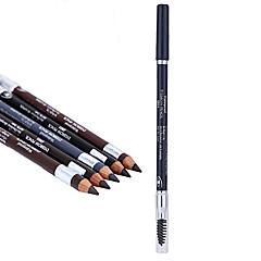 Brwi Ołówek Sucha Matowe Minerlany Kolorowy połysk Długotrwały Natutalne Oczy 1 1